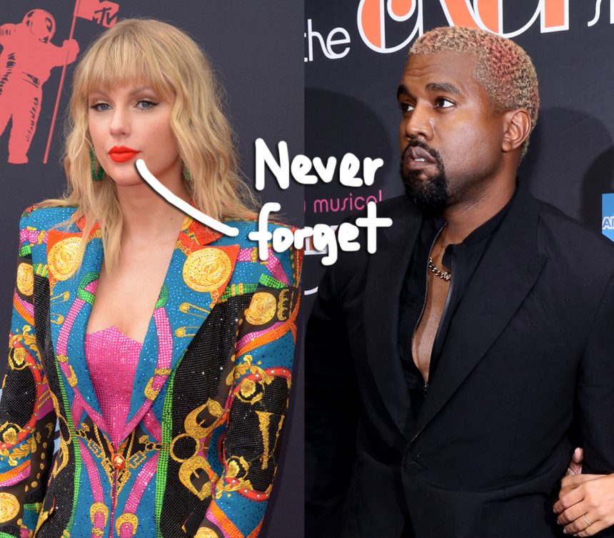 Shade Or No Shade? Taylor Swift References Kanye West's