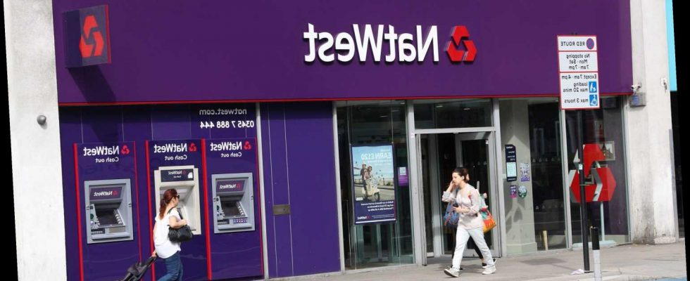 natwest and rbs online banking and app down on black