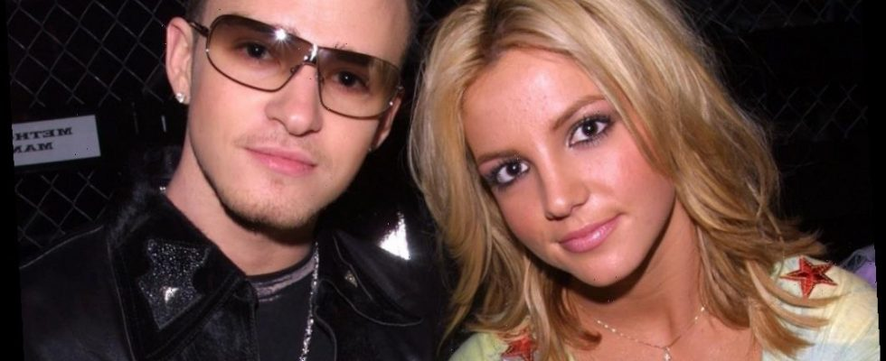 Britney Spears dances to her ex Justin Timberlakes song